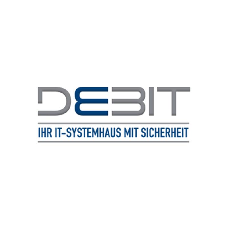 De-Bit Logo