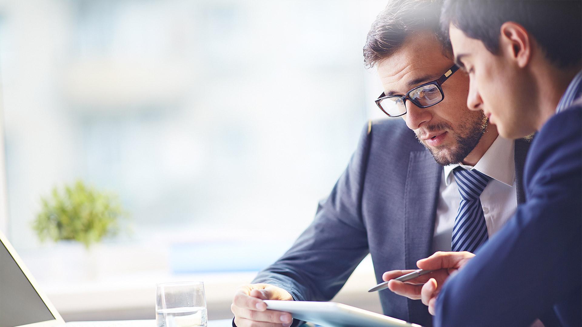 Augustin-Solution Lösungen für Geschäftskunden